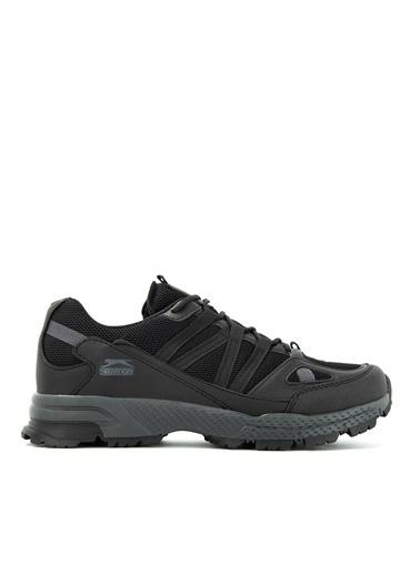 Slazenger Slazenger ARASTA Yürüyüş Erkek Ayakkabı  Siyah